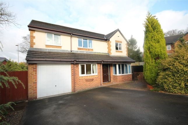 Thumbnail Detached house to rent in Westbrook Close, Rochdale, Greater Manchester