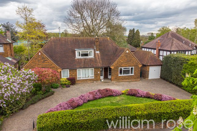 Thumbnail Detached bungalow for sale in Inmans Row, Woodford Green