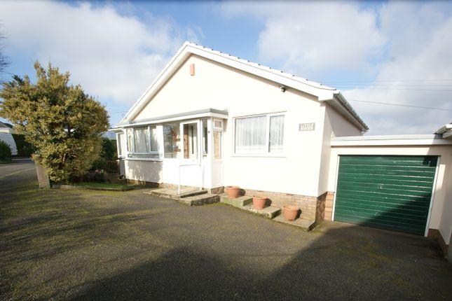 Thumbnail Detached bungalow for sale in Poplars Drive, Marldon, Paignton
