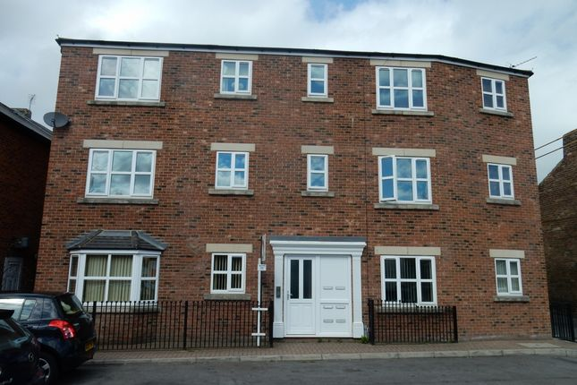 Thumbnail Flat to rent in Addison Street, Crook