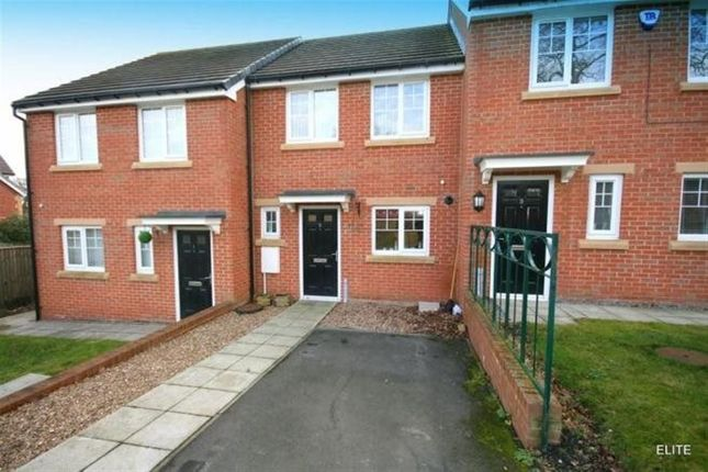 Thumbnail Terraced house to rent in Laurel Court, Esh Winning, Durham
