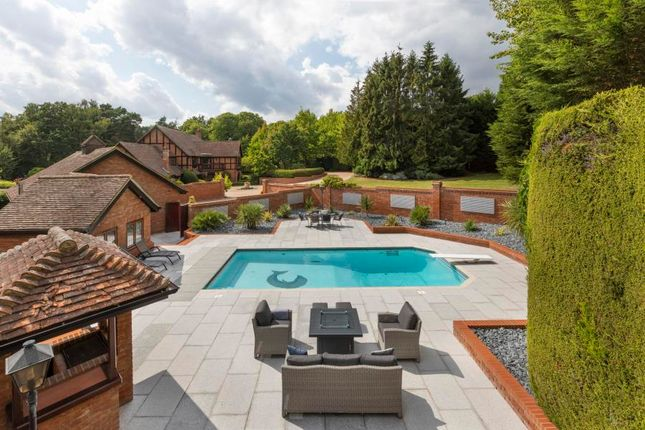 Thumbnail Detached house for sale in Prince Albert Drive, Ascot