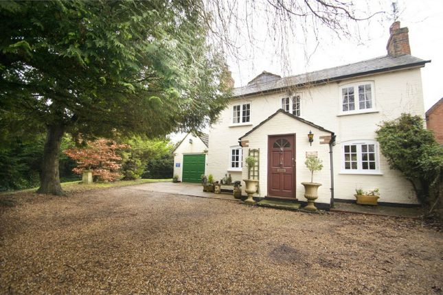 Thumbnail Cottage for sale in Mill Corner, North Warnborough, Odiham