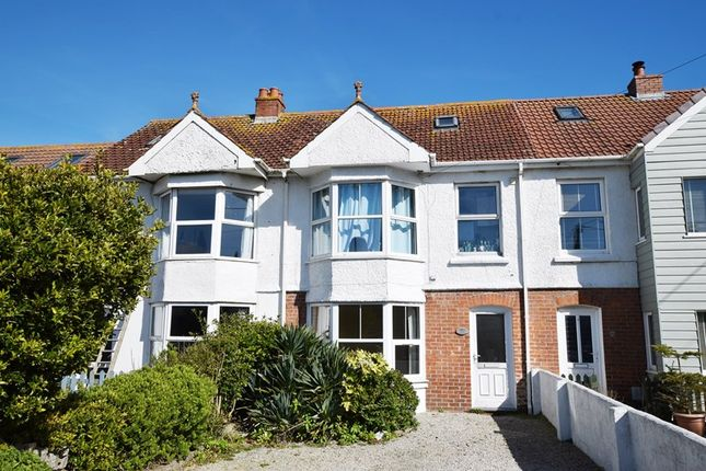 Thumbnail Flat for sale in Liskey Hill, Perranporth