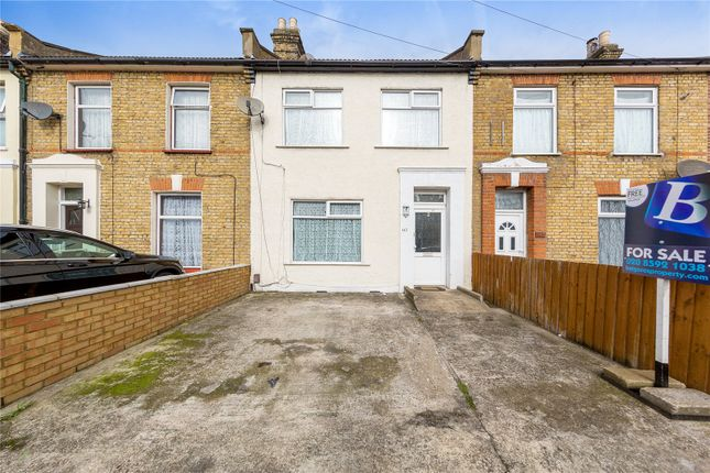 3 bed terraced house for sale in Grange Road, Ilford IG1