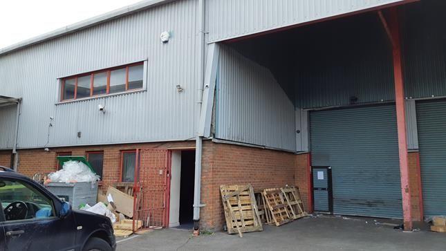Thumbnail Warehouse to let in Unit 4, Bankside Park Industrial Estate, 28 Thames Road, Barking, Essex