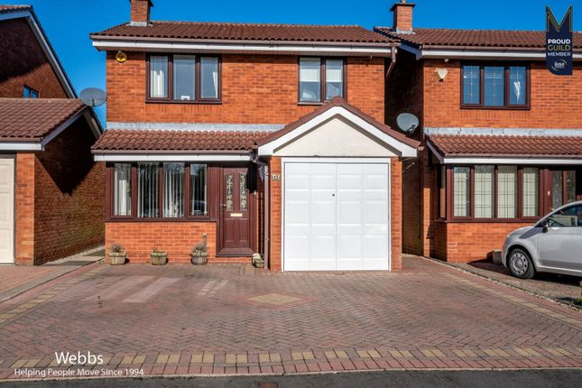 3 bed detached house for sale in Gairloch Road, Coppice Farm, Willenhall WV12