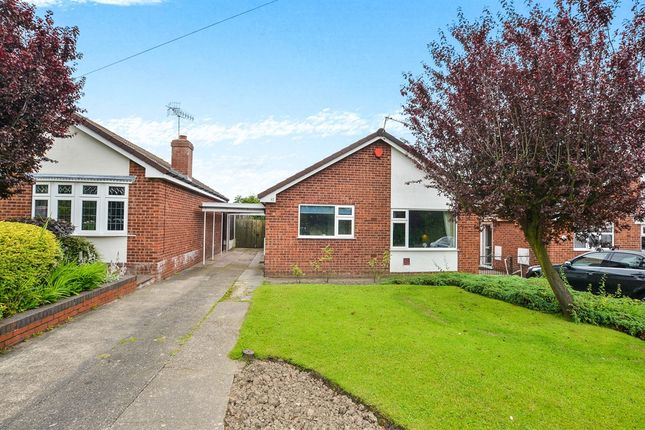 Thumbnail Detached bungalow for sale in Dunster Road, Newthorpe, Nottingham