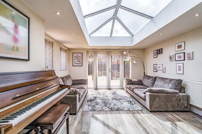 Thumbnail Detached house for sale in Lydiate Hill Road, Dudley