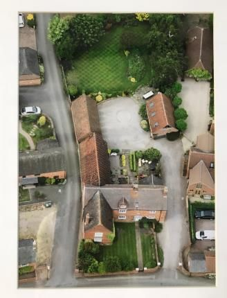 Aerial View of Wymeswold Road, Hoton, Loughborough, Leicestershire LE12
