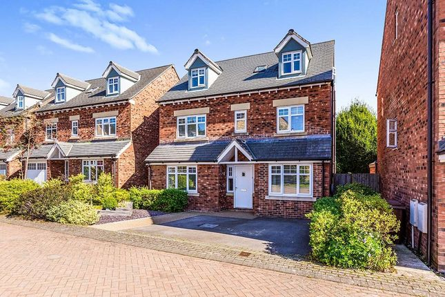 5 bed detached house for sale in Ivy Bank Close, Ingbirchworth, Penistone, Sheffield S36