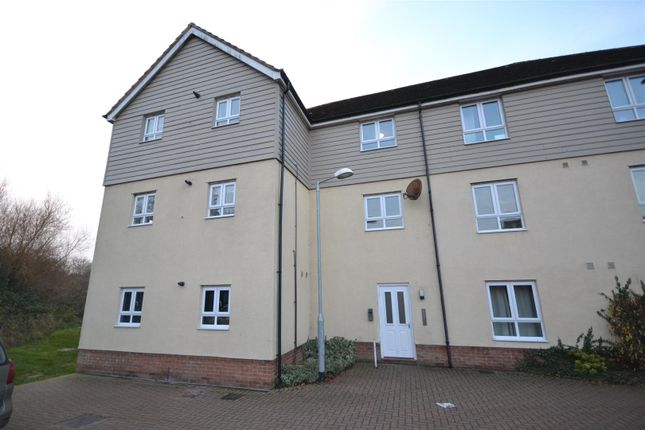 Thumbnail Flat for sale in Magnolia Way, Costessey, Norwich