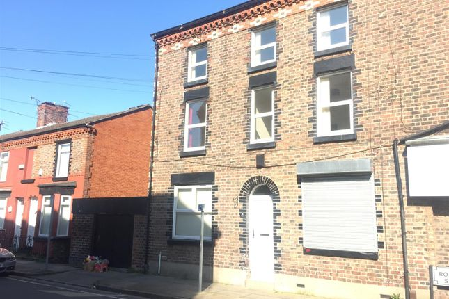 Thumbnail End terrace house to rent in Rocky Lane, Anfield, Liverpool
