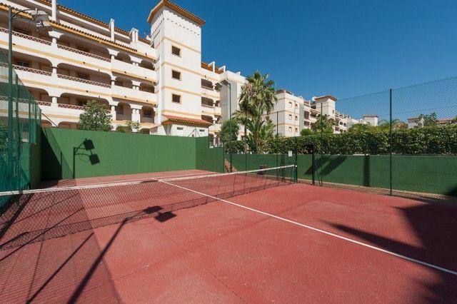 Tennis Court of Spain, Málaga, Mijas, Mijas Golf