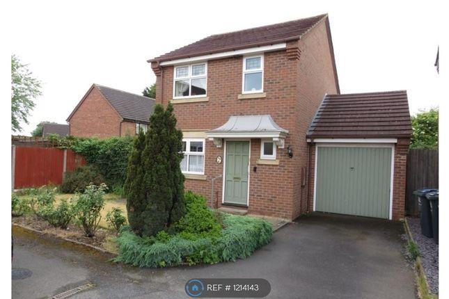 Thumbnail Detached house to rent in Brinklow Croft, Birmingham