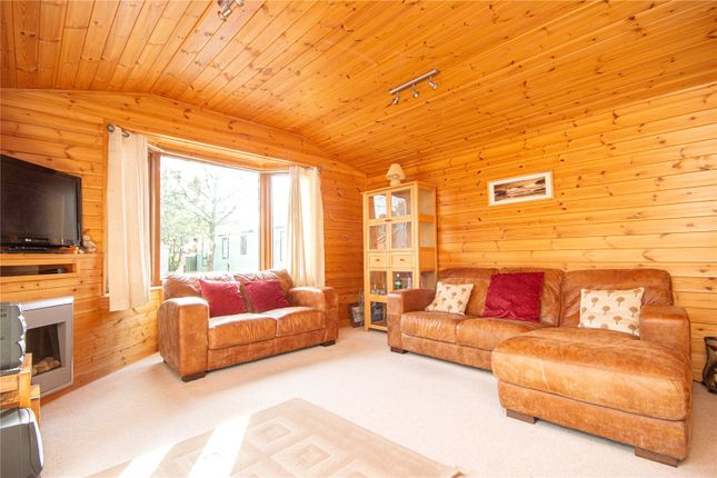 Lounge Area of Lodge N12, Lowther Holiday Park, Eamont Bridge, Penrith, Cumbria CA10
