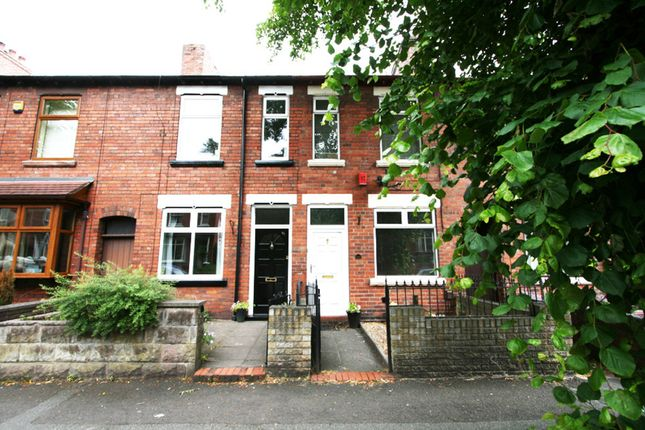 Thumbnail Town house to rent in Friarswood Road, Newcastle-Under-Lyme