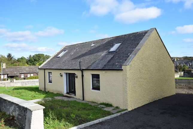 Thumbnail Cottage for sale in Rhind Cottage, West Banks Avenue, Wick