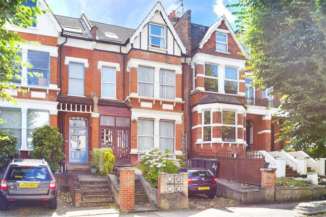 Thumbnail Terraced house for sale in Alexandra Park Road, Alexandra Park, London