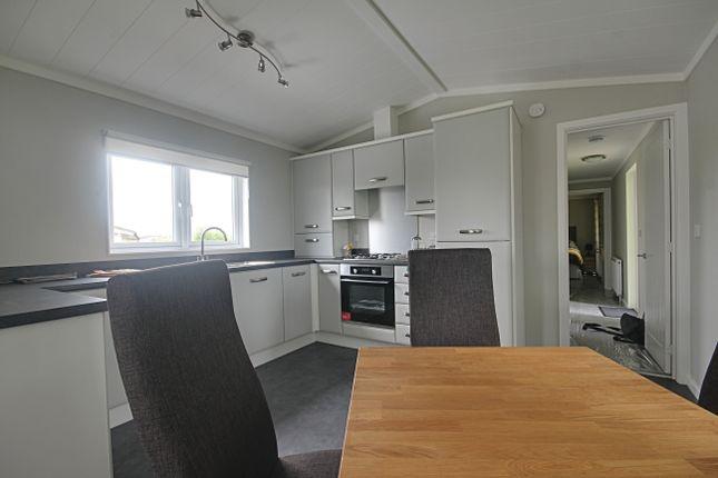 Thumbnail Mobile/park home for sale in Adbolton Lane, West Bridgford, Nottingham