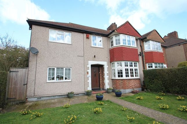 Thumbnail Semi-detached house for sale in Shooters Hill, London