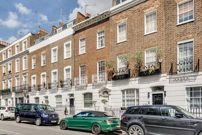 Thumbnail Terraced house for sale in Montpelier Street, Knightsbridge