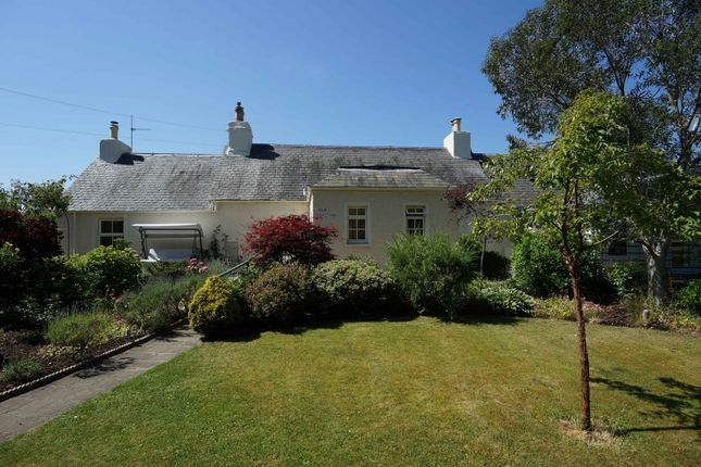 Thumbnail Cottage for sale in Culcabock Avenue, Inverness