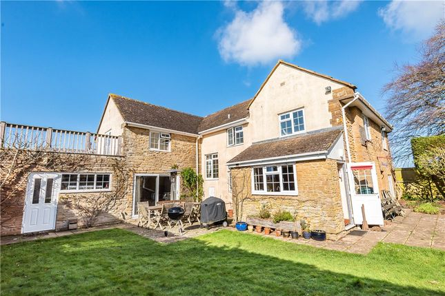 Thumbnail Detached house for sale in Camp Road, West Coker, Yeovil