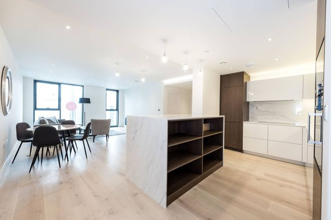 1 bed flat for sale in Harbour Avenue, Chelsea Harbour, London SW10