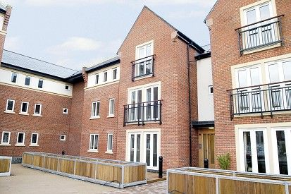 Thumbnail Flat to rent in Gilbert Scott Court, Old Amersham