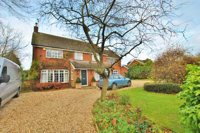 Thumbnail Detached house to rent in The Hedgerows, Sutton Lane, Granby