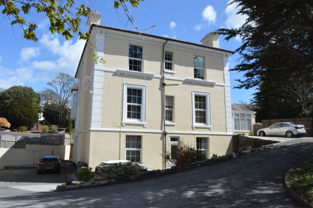 Thumbnail Flat for sale in Upper Braddons Hill Road, Torquay