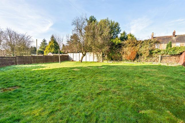 Rear Garden of Chichester Road, Binbrook, Market Rasen LN8