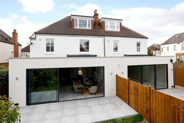 Thumbnail Semi-detached house for sale in Oakwood Road, London