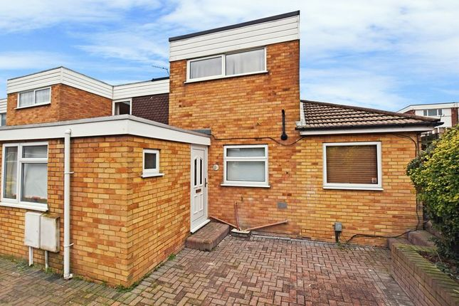 Thumbnail End terrace house to rent in Fir Tree Close, Farnborough, Orpington