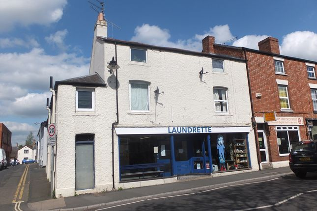 Thumbnail Retail premises for sale in Port Street, Evesham