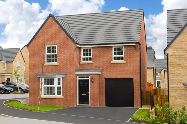 "Thumbnail Detached house for sale in ""Millford"" at Bearscroft Lane, London Road, Godmanchester, Huntingdon"