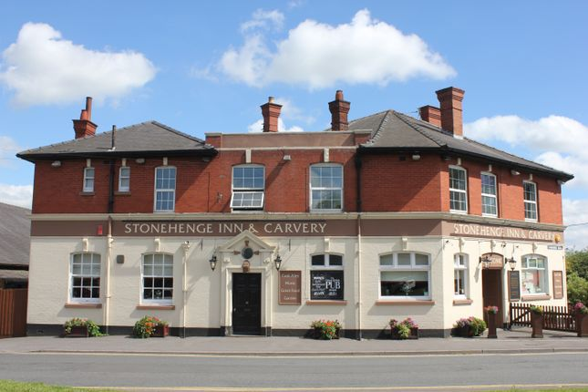 Thumbnail Pub/bar for sale in Stonehenge Road, Wiltshire: Salisbury