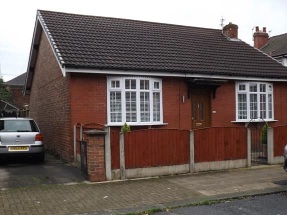 Thumbnail Bungalow for sale in Burleigh Road, Stretford, Manchester, Greater Manchester