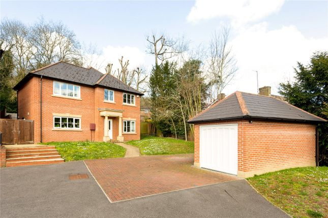 Thumbnail Detached house for sale in Marlow Bottom, Marlow, Buckinghamshire