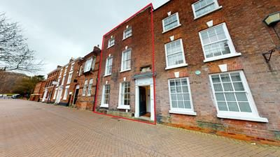 Thumbnail Office for sale in Brooke House, 24 Dame Street, Lichfield, Staffs