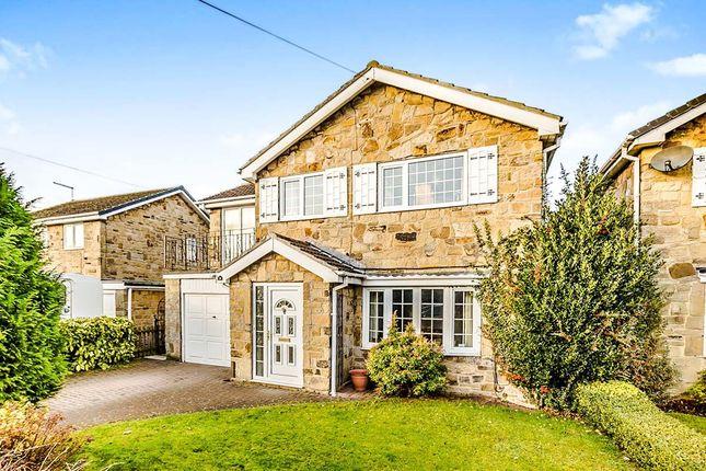 Thumbnail Detached house for sale in Eastfield Drive, Kirkburton, Huddersfield