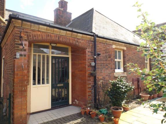 Thumbnail Terraced house for sale in Cromer, Norfolk