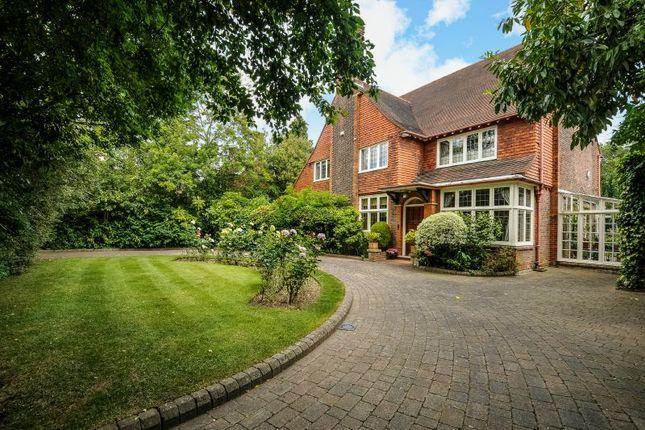 Thumbnail Detached house for sale in Eastbury Road, Northwood, Middlesex