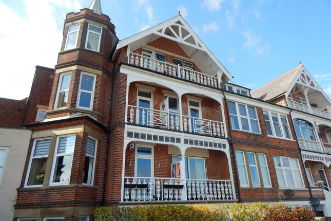 Thumbnail Flat to rent in Bristol House, Sea Road, Felixstowe