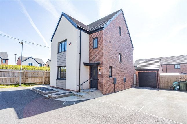 Thumbnail Detached house for sale in Mortimer Avenue, Old St. Mellons, Cardiff