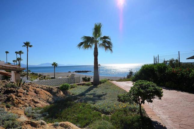 Beach Promenade of Manilva, Costa Del Sol, Andalusia, Spain