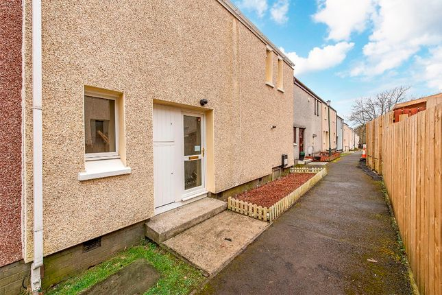 Thumbnail Terraced house for sale in Meadow Path, Chapelhall, North Lanarkshire