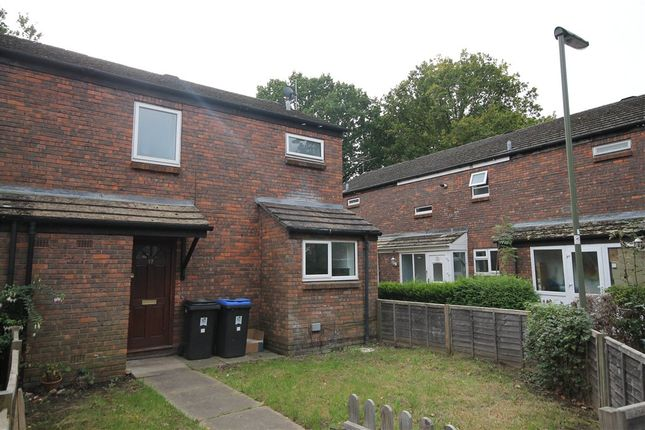 Thumbnail End terrace house to rent in Pearl Court, Woking