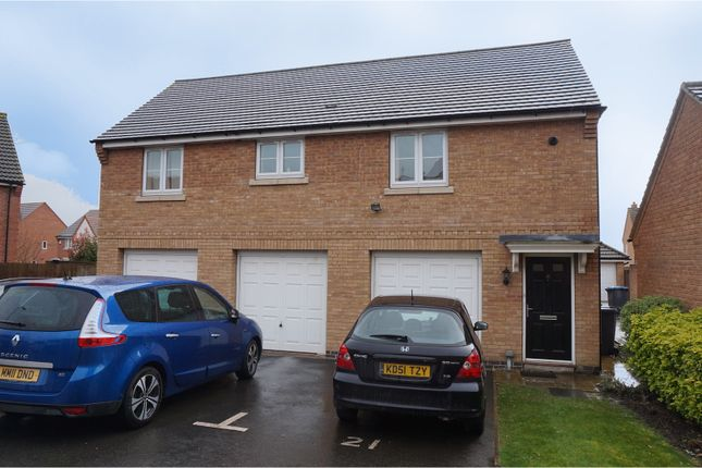 Thumbnail Property for sale in Shortstones Walk, Rugby